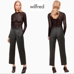 Aritzia Wilfred Antibes Lightweight Wool Pant - 2